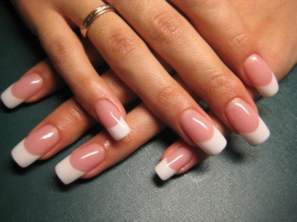 нарощенные ногти на типсы картинки