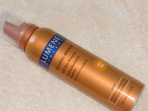Lumene Natural Bronze