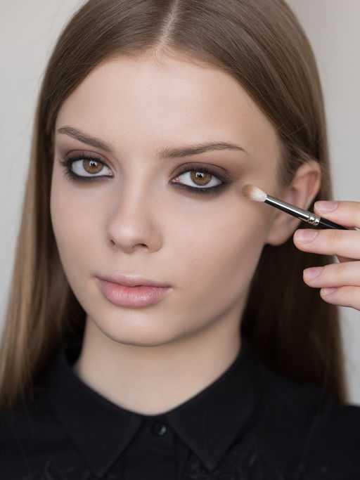 чтоб открыть глаза с помощью макияжа фото полный каталог